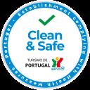 clean&safe logo